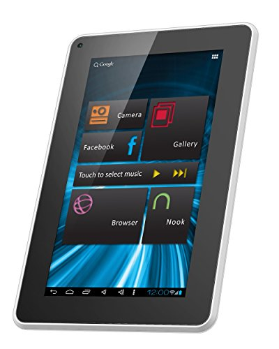 Emerson EM744WH 7.0-Inch 4 GB Tablet (White)