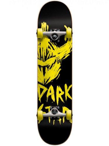 Darkstar, Skateboard completo FP Asylum, Giallo (Yellow)