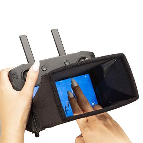 Hoodman Aviator Kit HSCK Sunshade Hood with Tripod Mount for DJI Smart Controller