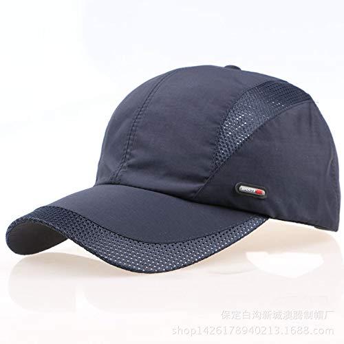 Xme Gorra de béisbol para Deportes al Aire Libre, Sombrero para el Sol con protección Solar