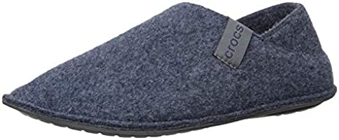 Crocs Men's and Women's Classic Convertible Slipper | Warm and Fuzzy Slippers