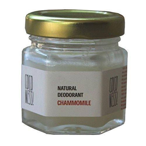 Coconess Natural Deodorant: Chammomile