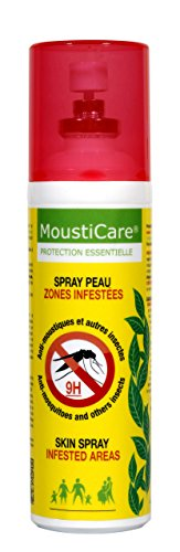 Repelente De Insectos Spray Marca Mousticare
