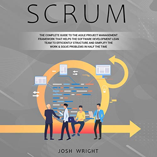 Scrum  By  cover art