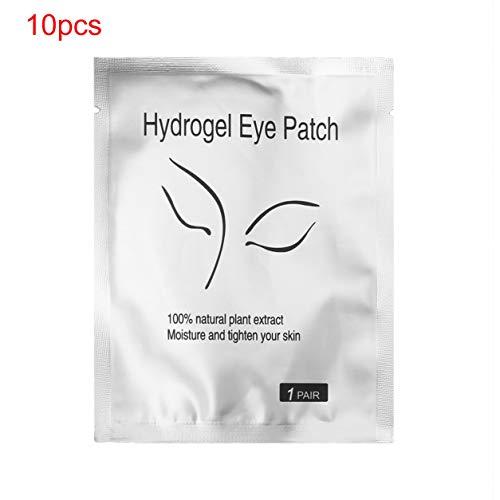 Thin Gel Cils Patch flexible Lint Gel sous les yeux spéciaux Pad Patch Pads Eye pour Lash Cils Extension pour les filles