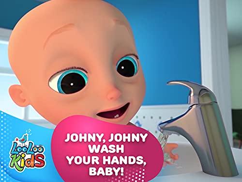 Johny Johny Wash Your Hands, Baby!