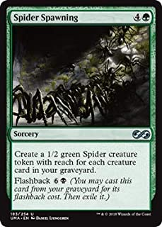 Magic: The Gathering - Spider Spawning - Ultimate Masters - Uncommon