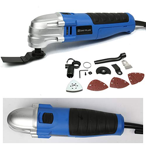 Check Out This Electric Oscillating Tool 180W, No-Loading Speed 21000rpm, Power tool for Cutting/Saw...