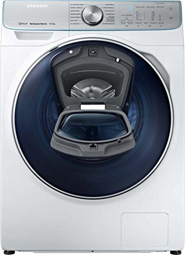 Samsung WW8800 WW10M86BQOA/EG QuickDrive Waschmaschine/ A+++ / 1600 UpM /10 kg / Automatische Waschmitteldosierung /AddWash/SchaumAktiv-Technologie / SmartControl 2.0 /Amazon Dash Replenishment fähig