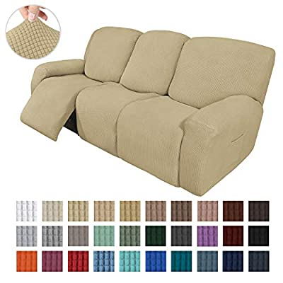 Easy-Going Recliner Stretch Sofa Slipcover
