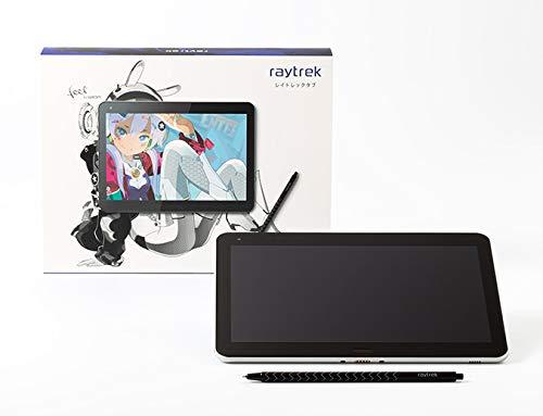 raytrektab DG-D10IWP 筆圧感知ペン付き 10.1インチ Windows タブレット