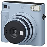 "FUJIFILM インスタントカメラ""チェキスクエア""instax SQUARE SQ1 グレイシャーブルー INS SQ 1 BLUE"