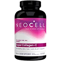 250-Count NeoCell Super Collagen with Vitamin C Tablet