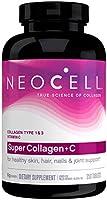 Deal on NeoCell Super Collagen with Vitamin C, 250ct Collagen Pills, Non-GMO, Grass Fed, Paleo Friendly, Gluten Free...