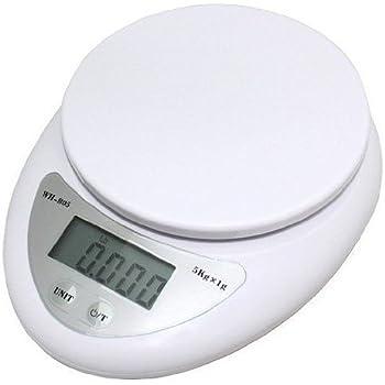 Basic Home BE01012664834 Bascula Cocina Digital, 7 kg: Amazon.es: Hogar