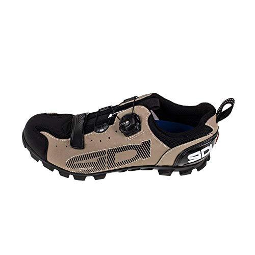 Sidi SD15 Schuhe Herren Sand/Black Schuhgröße EU 40 2021 Rad-Schuhe Radsport-Schuhe