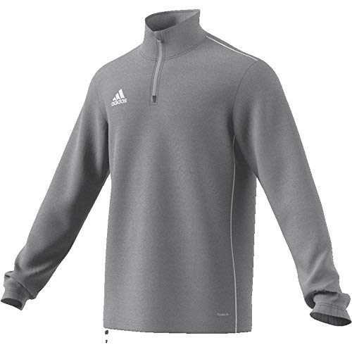 adidas Herren Core 18 Trainingstop, Stone/White, L