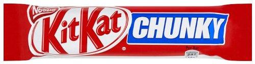 Nestl? Kit Kat Chunky Chocolate Bar 48 g (Pack of 48)