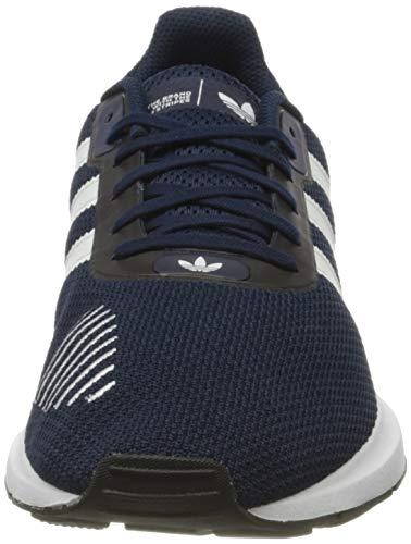 adidas Swift Run 2.0, Zapatillas Deportivas Hombre, Azul Marino, 44 2/3 EU