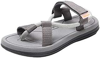 XL_nsxiezi Zapatillas de Playa para Mujer con Sandalias Planas para Hombre