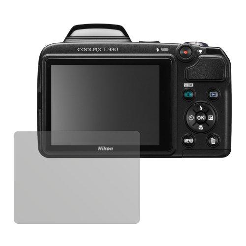 dipos I 6X Protector de Pantalla Mate Compatible con Nikon Coolpix L330 pelicula...