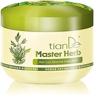 Cream-Balsam Against Hair Loss, TIANDE 21311, Master Herb, 500g