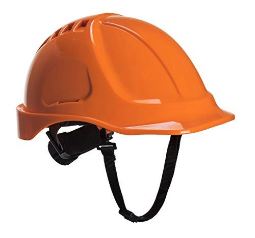 Portwest ps54orr Casco Edurance Plus Fluo, Naranja, 56–63 ⭐
