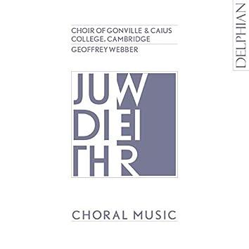 Judith Weir: Choral Music