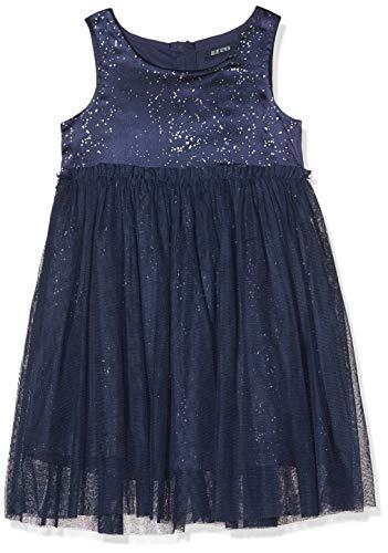 Blue Seven Mädchen Tüllrock Kleid, Blau (Dk Blau Orig 574), (Herstellergröße: 92)