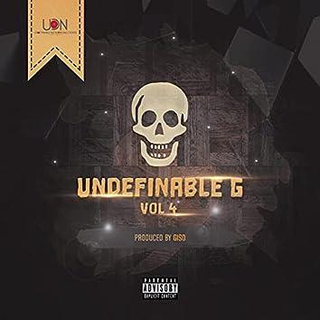 Undefinable G, Vol. 4