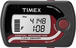 Top 6 Timex Pedometers