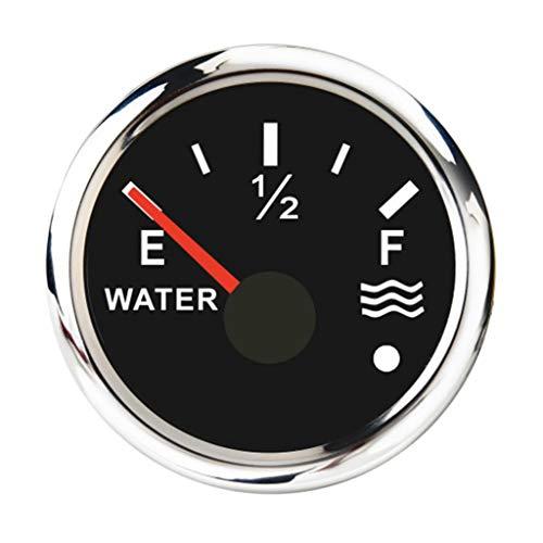 Gazechimp Füllstandsanzeige Abwasser-Wassertank-Füllstandsmesser mit Antibeschlagfunktion für Kajak Kanu Boot