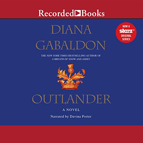Outlander     Outlander, Book 1              By:                                                                                                                                 Diana Gabaldon                               Narrated by:                                                                                                                                 Davina Porter                      Length: 32 hrs and 38 mins     56,077 ratings     Overall 4.5