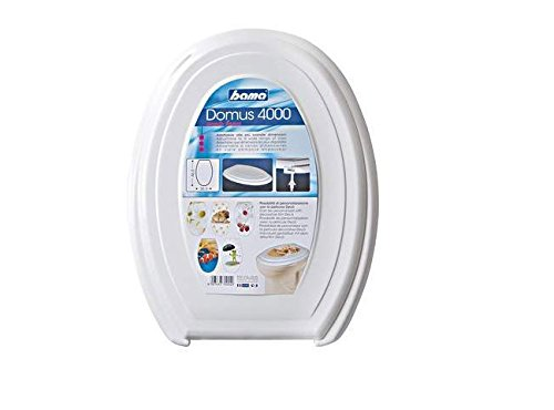 WC Domus 4000weiß Universal 36,5x 46,5x 5H bam342