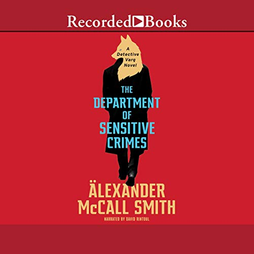 The Department of Sensitive Crimes audiobook cover art