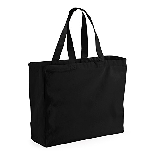 Westford Mill Unisexs WM411NATU Wm411 Jute Petite Gift Bag-Natural One Size