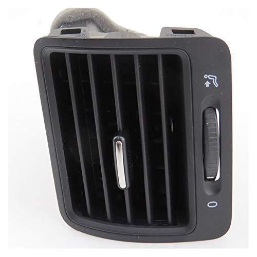 Iinger Dashboard Delantero a la Izquierda Aire Acondicionado Outlet de ventilación Boquilla de Escape Fot Fit for VW Jetta Mk5 Golf 5 Conejo 1kd 819 703 1kd819703