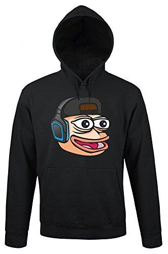 Papaplatte - Meme - Hoodie | Offizielles Merchandise | YouTube | Gaming | Twitch, Größe:L