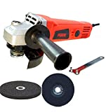 Cheston Angle Grinder for Grinding, Cutting, Polishing with 4 inch (100mm) Grinding