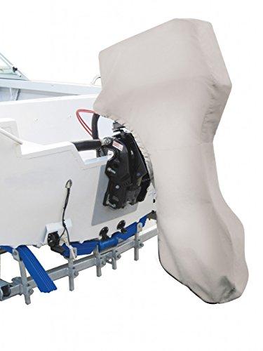 Oceansouth Motor-Abdeckung für 2/4-Takt-Außenborder - Schutzhülle für den ganzen Motor, Ausführung:Variante F
