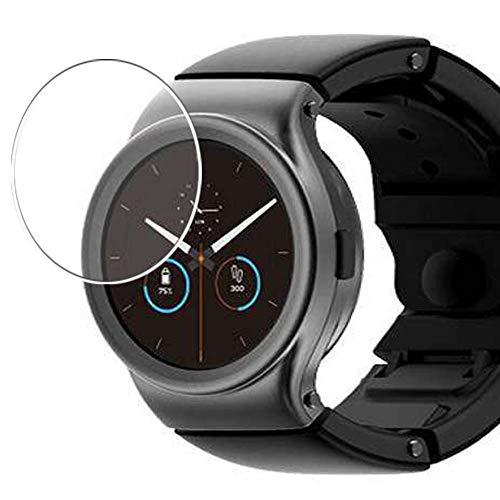 Vaxson 3 Stück 9H Panzerglasfolie, kompatibel mit The Blocks smartwatch Smart Watch, Panzerglas Schutzfolie Displayschutzfolie Bildschirmschutz