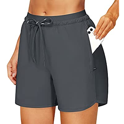 Amazon Promo Code for LiLi Womens Hiking Shorts with Zipper Pockets Quick 12102021051037