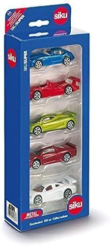 Siku Sports Cars 5 Gift Set by