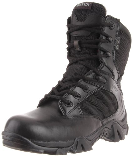 Bates Men's GX-8 Gore-Tex Waterproof Boot, Black, 10.5 M US