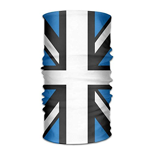 Face Mask Tubular Neck Warmer /& Snood Union Jack Flag Biker Bandana Sports Head Wrap