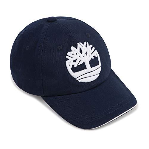 Timberland - Gorra de algodón azul añil 48