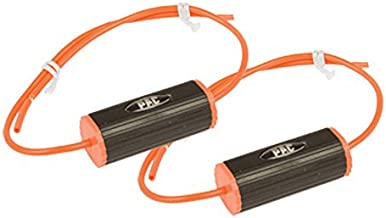 VG/_S 2 pcs of Stinger Pac Tweeter Capacitors 3.3MFD 100WV Vent Xovers Bass Blockers Car Audio Accessories Tweeters for Car Audio Capacitors of Bass Blocker for Tweeter Speaker New