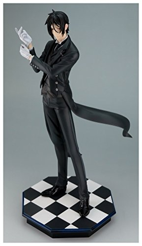 Black Butler Book of Circus Sebastian Michaelis 1/8 scale figure [ANIPLEX + limited sale]
