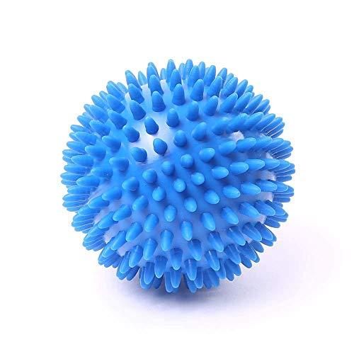 66Fit 10 cm Harter Massageball mit Noppen - 1 STK.