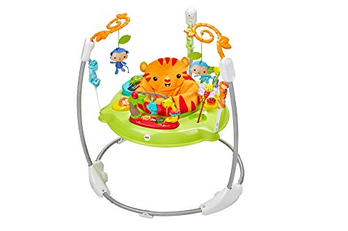 Fisher-Price Roarin' Rainforest Jumperoo by Fisher-Price (english Version)